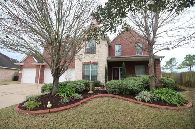 11616 Cross Spring Drive, Pearland, TX 77584 (MLS #51074713) :: Magnolia Realty
