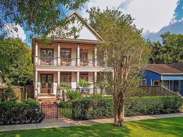 928 Cortlandt Street, Houston, TX 77008 (MLS #51079389) :: Caskey Realty