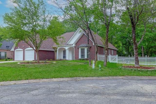 107 Harmony Hill Court, Lufkin, TX 75901 (#51092592) :: ORO Realty