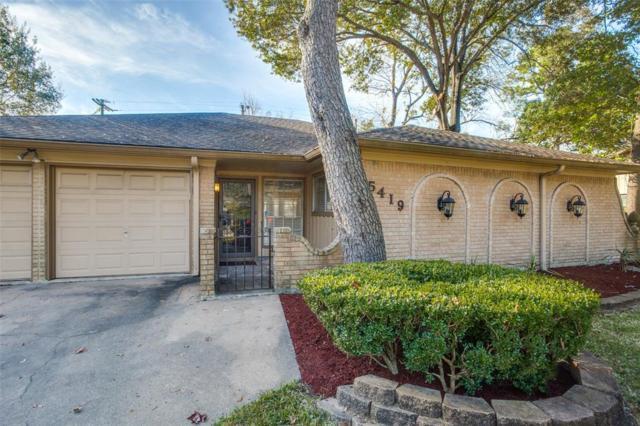 5419 Sheraton Oaks Drive, Houston, TX 77091 (MLS #5109577) :: Texas Home Shop Realty