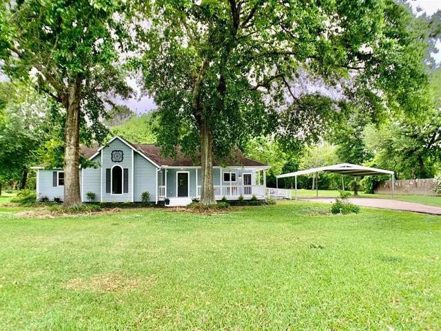 1191 County Road 676, Dayton, TX 77535 (MLS #51108705) :: Lisa Marie Group | RE/MAX Grand