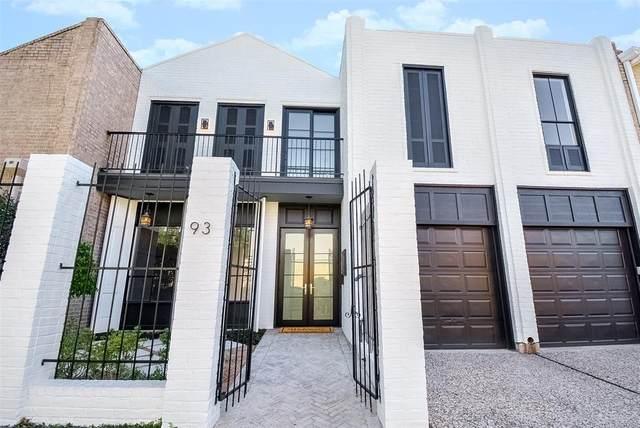 10 S Briar Hollow Lane #93, Houston, TX 77027 (MLS #51109517) :: Michele Harmon Team