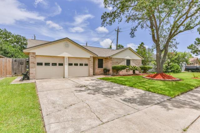 3727 Roseberry Drive, La Porte, TX 77571 (MLS #51131015) :: Caskey Realty