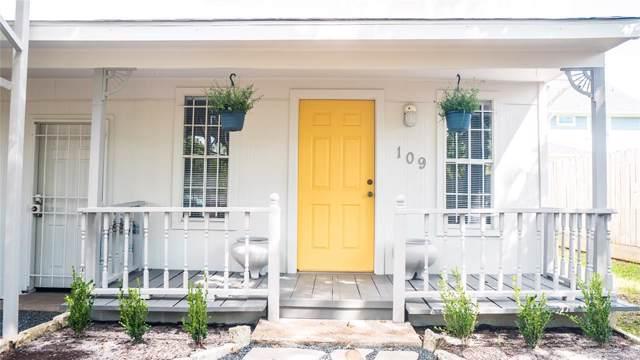 109 Amundsen Street, Houston, TX 77009 (MLS #51146396) :: Green Residential