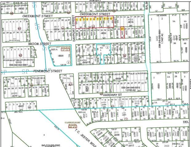 4555 Creekmont Drive, Houston, TX 77091 (MLS #51155883) :: Guevara Backman