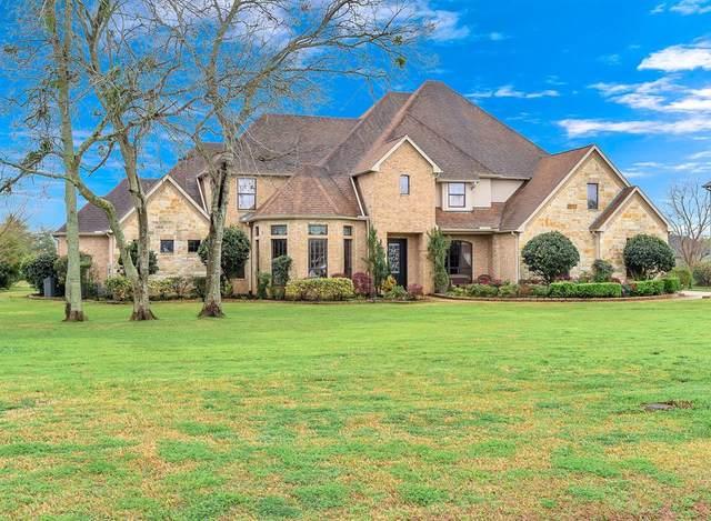 2411 Sandy Point Drive, Richmond, TX 77406 (MLS #51158679) :: The Home Branch
