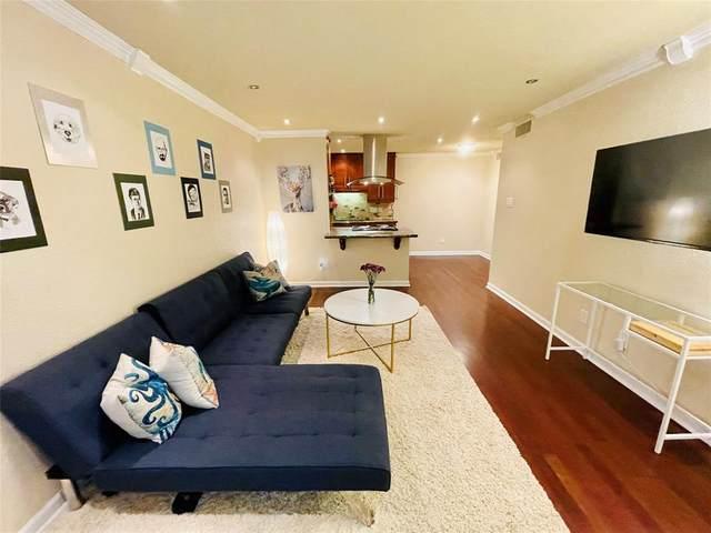 606 Marshall Street B14, Houston, TX 77006 (MLS #51172013) :: Lerner Realty Solutions