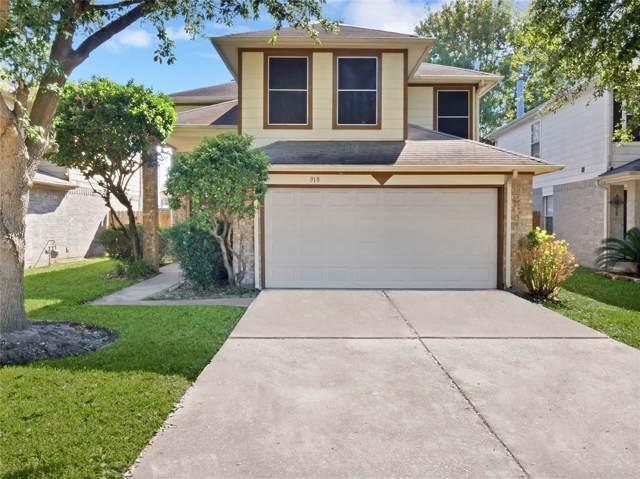 918 N Rock Drive, Houston, TX 77073 (MLS #51180511) :: Texas Home Shop Realty