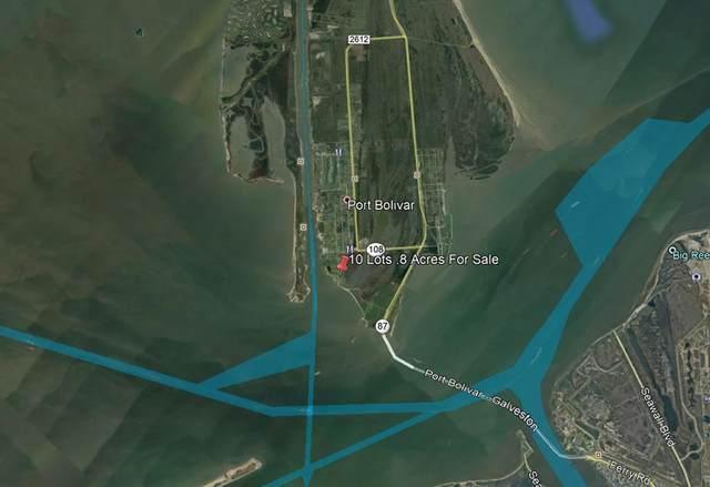 308 Overton Avenue, Port Bolivar, TX 77650 (MLS #51182759) :: Homemax Properties