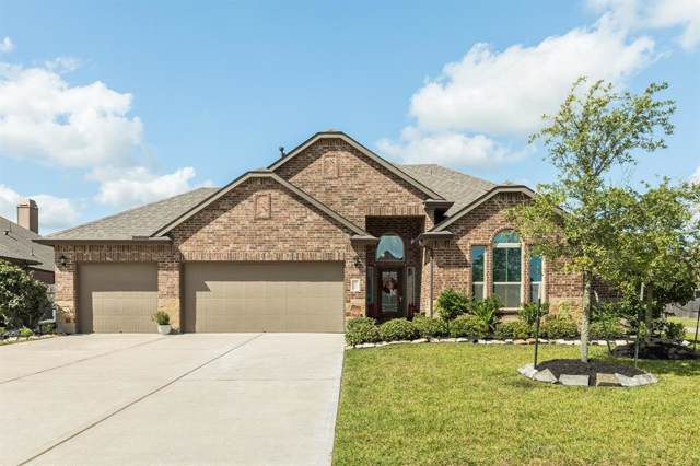 728 Marbrook Saddle Lane, League City, TX 77573 (MLS #51185135) :: Texas Home Shop Realty