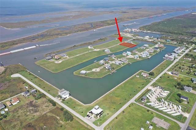 2104 Laguna Harbor Estate Boulevard, Port Bolivar, TX 77650 (MLS #51188928) :: The Sansone Group