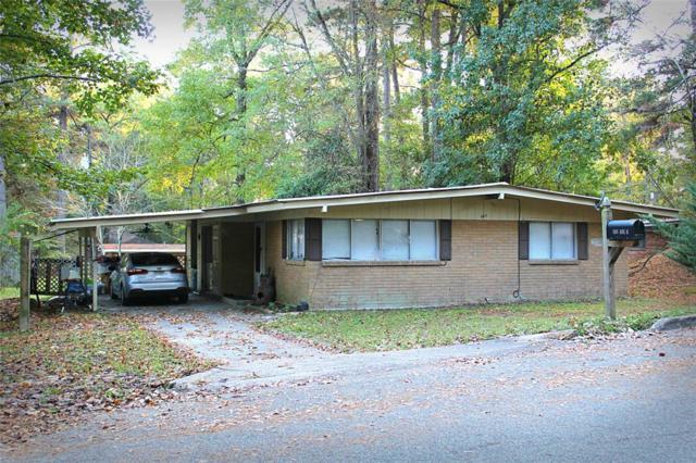 605 Avenue D, Jasper, TX 75951 (MLS #51205191) :: Giorgi Real Estate Group