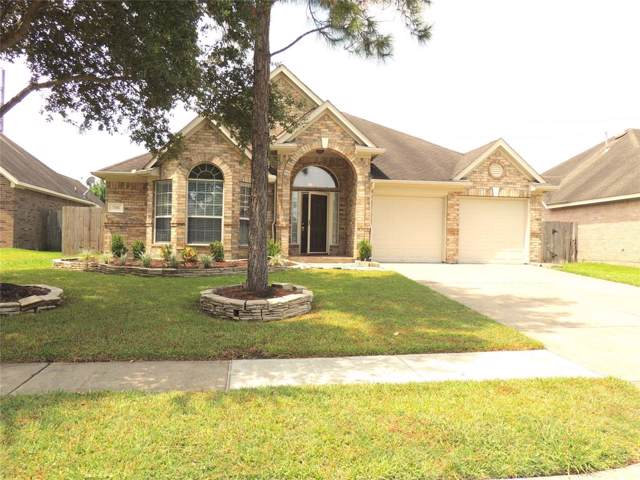 3202 Chappelwood Drive, Pearland, TX 77584 (MLS #51211901) :: The Heyl Group at Keller Williams