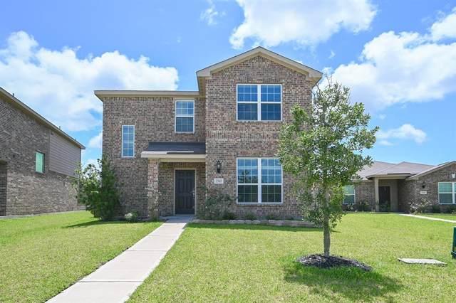 2510 Watersail Drive, Texas City, TX 77568 (MLS #51218369) :: Texas Home Shop Realty
