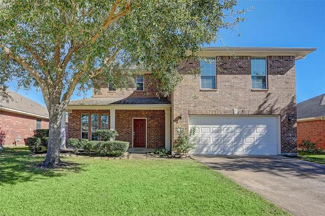 2105 Water Fern Lane, Pearland, TX 77581 (MLS #51226550) :: The Bly Team