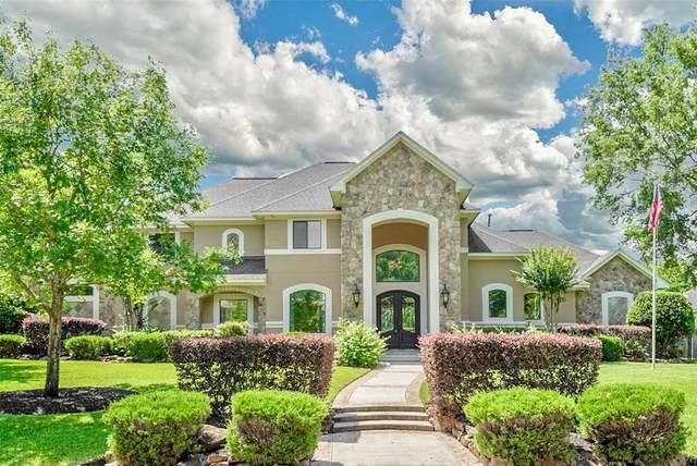 5910 Blackstone Creek Lane, Kingwood, TX 77345 (MLS #51228518) :: Ellison Real Estate Team