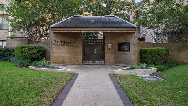 5210 Weslayan Street B205, Houston, TX 77005 (MLS #51233497) :: Guevara Backman