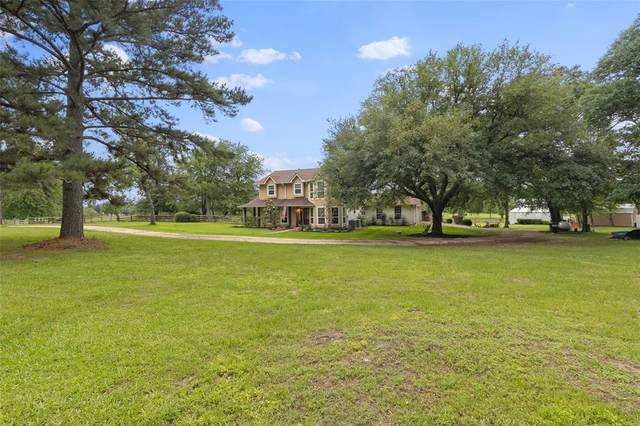 8872 Ridgewood Drive, Montgomery, TX 77356 (MLS #51234572) :: Ellison Real Estate Team