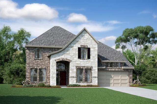 4702 Eagle Cove Lane, League City, TX 77573 (MLS #51236297) :: The Bly Team