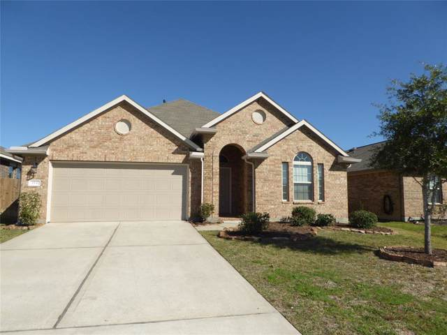114 Piney Pathway, Magnolia, TX 77354 (MLS #51238085) :: Texas Home Shop Realty