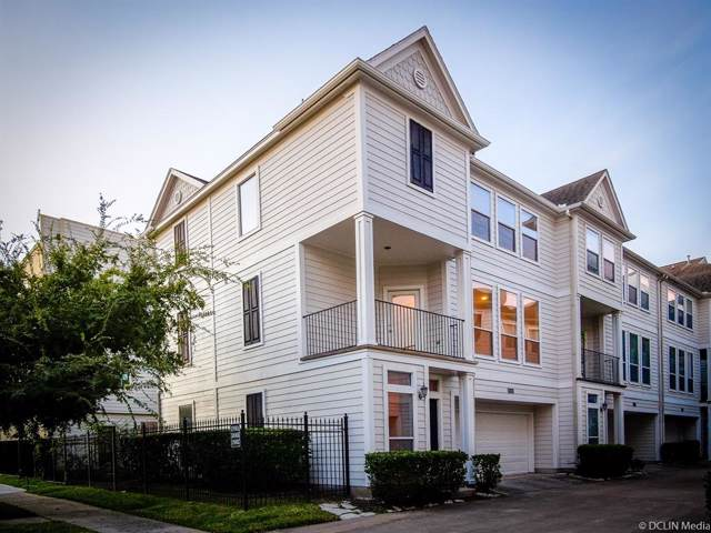1806 W Webster Street A, Houston, TX 77019 (MLS #51248989) :: Connect Realty
