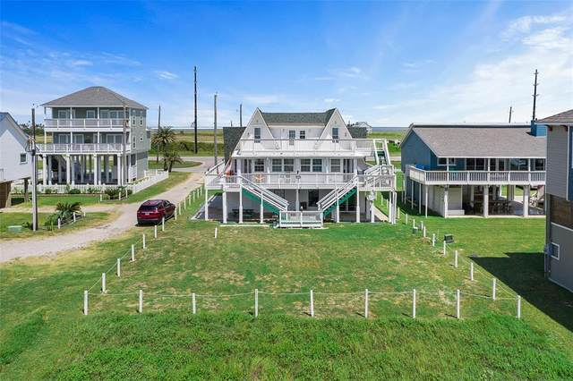 Lot 8 Gulf Drive, Galveston, TX 77554 (MLS #51252657) :: The SOLD by George Team