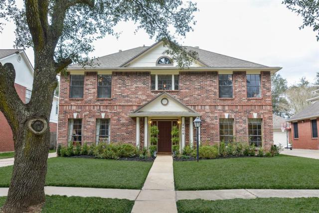 2406 Parkwood Lane, Sugar Land, TX 77479 (MLS #51256013) :: Texas Home Shop Realty