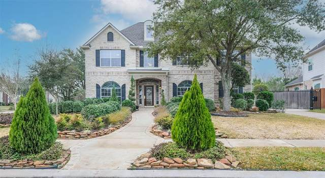 1512 Hickory Bend Court, Pearland, TX 77581 (MLS #51256780) :: Michele Harmon Team