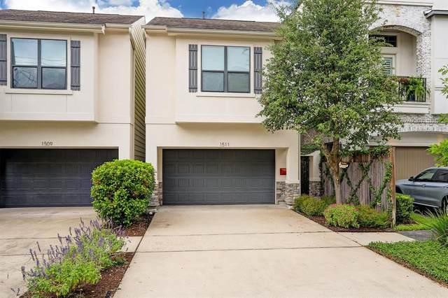 1511 Birdsall Street, Houston, TX 77007 (MLS #51278609) :: Texas Home Shop Realty