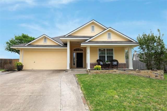 2703 Barronwood Drive, Bryan, TX 77807 (MLS #51283782) :: Lerner Realty Solutions