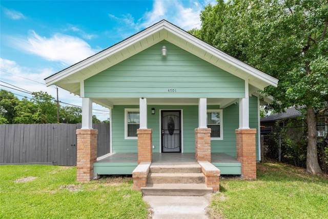 4701 New Orleans Street, Houston, TX 77020 (MLS #51304427) :: Texas Home Shop Realty