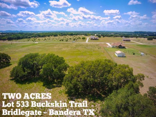 Lot 533 Buckskin Trail, Bandera, TX 78003 (MLS #51314116) :: The Heyl Group at Keller Williams