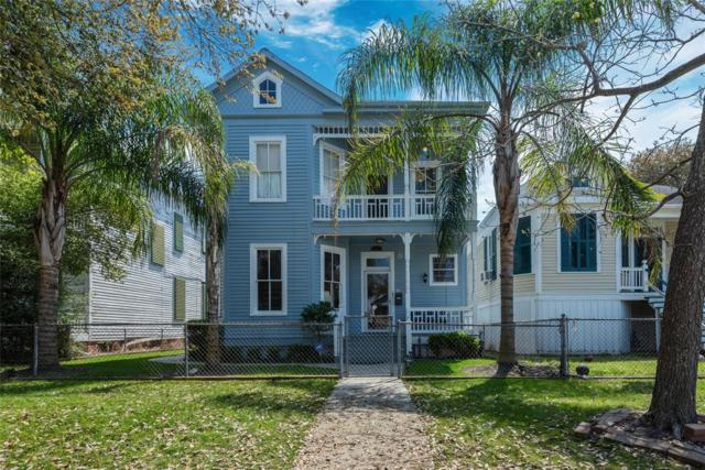 2915 Avenue O 1/2, Galveston, TX 77550 (MLS #51334273) :: Texas Home Shop Realty