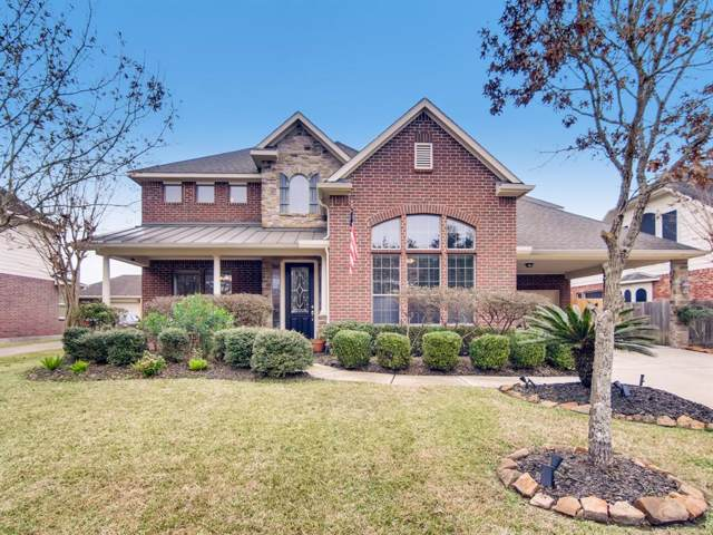 6130 Carlisle Lane, League City, TX 77573 (MLS #51334366) :: Texas Home Shop Realty