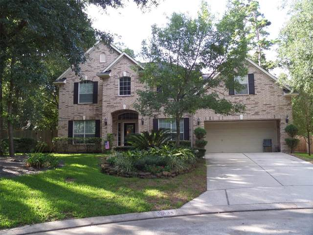 34 Hollow Glen Place, Conroe, TX 77385 (MLS #51340288) :: The Sansone Group