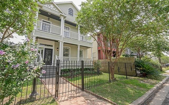 1140 Herkimer Street, Houston, TX 77008 (MLS #51348907) :: The Sansone Group