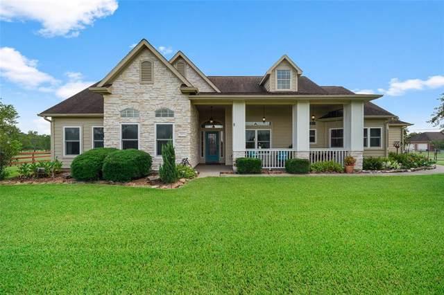 5829 Tammy Drive, Manvel, TX 77578 (MLS #51350275) :: Texas Home Shop Realty