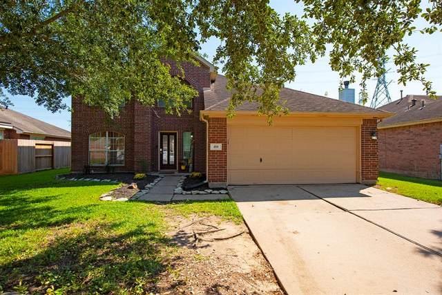 408 Cedar Branch Drive, League City, TX 77573 (MLS #51355667) :: The Bly Team