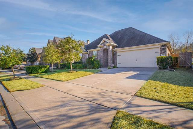8146 Laughing Falcon Trail, Conroe, TX 77385 (MLS #51361413) :: The Home Branch