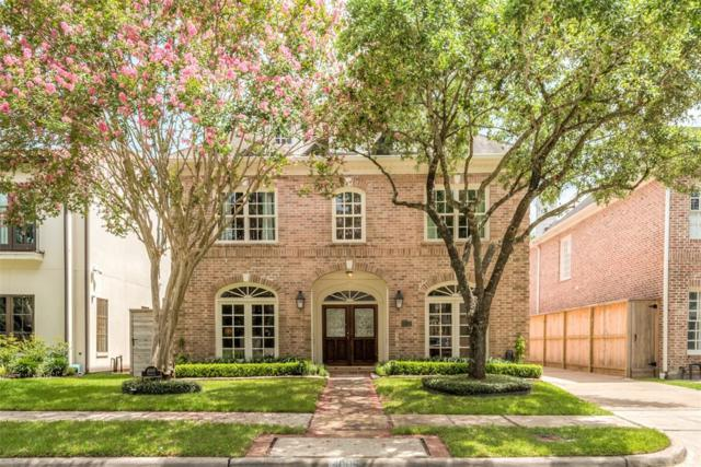 4005 Tennyson Street, West University Place, TX 77005 (MLS #51367281) :: Caskey Realty