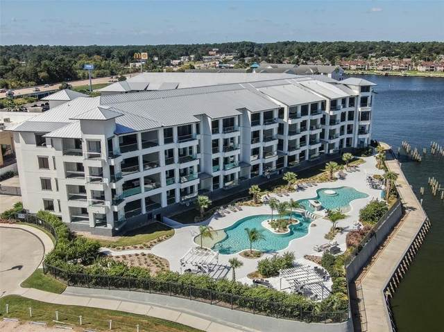 199 Waterpoint Court #103, Conroe, TX 77356 (#51369448) :: ORO Realty