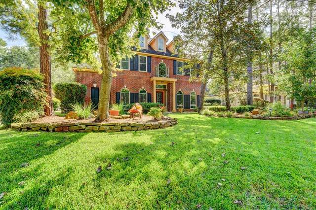 6 Rose Petal Place, The Woodlands, TX 77381 (MLS #5137852) :: My BCS Home Real Estate Group