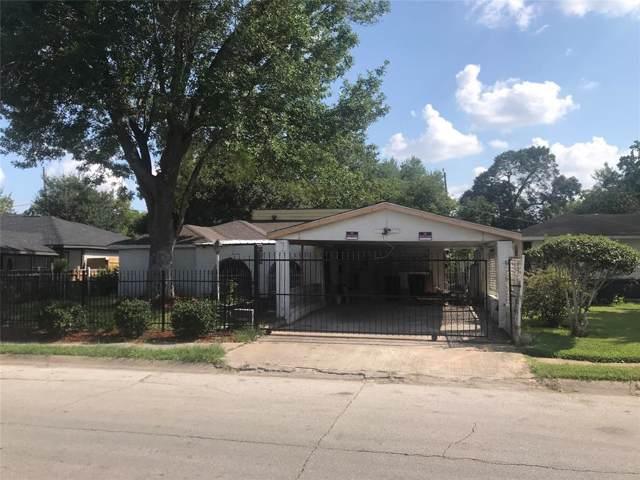 5714 Doulton Drive, Houston, TX 77033 (MLS #51382675) :: The Parodi Team at Realty Associates