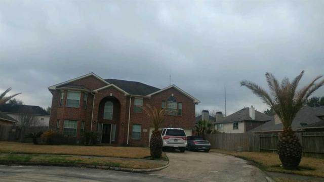 2835 Green Hollow Court, Missouri City, TX 77489 (MLS #51383297) :: Fanticular Real Estate, LLC