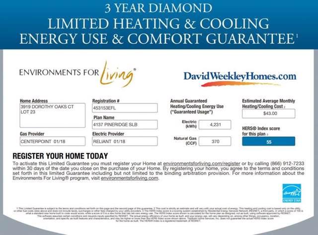 3919 Dorothy Oaks, Spring, TX 77386 (MLS #51385945) :: Giorgi Real Estate Group