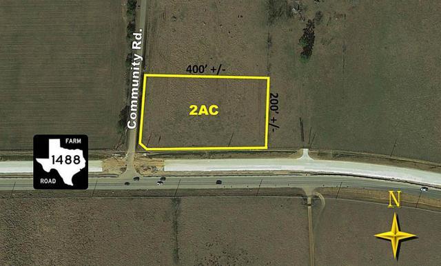 40206 Community Road, Magnolia, TX 77354 (MLS #51389063) :: Grayson-Patton Team
