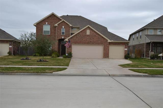 233 Harbor Bend Lane, Dickinson, TX 77539 (MLS #5138948) :: CORE Realty