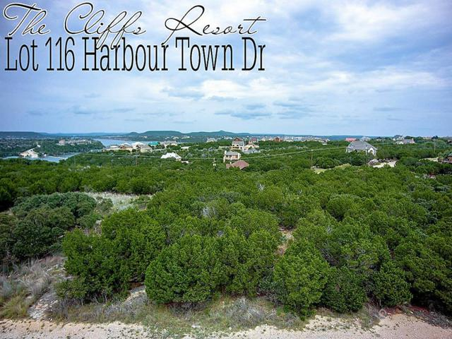 Lot 116 Harbour Town, GRAFORD, TX 76449 (MLS #51390595) :: The SOLD by George Team