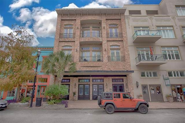 2214 Post Office Street 1B, Galveston, TX 77550 (MLS #51395200) :: The Home Branch