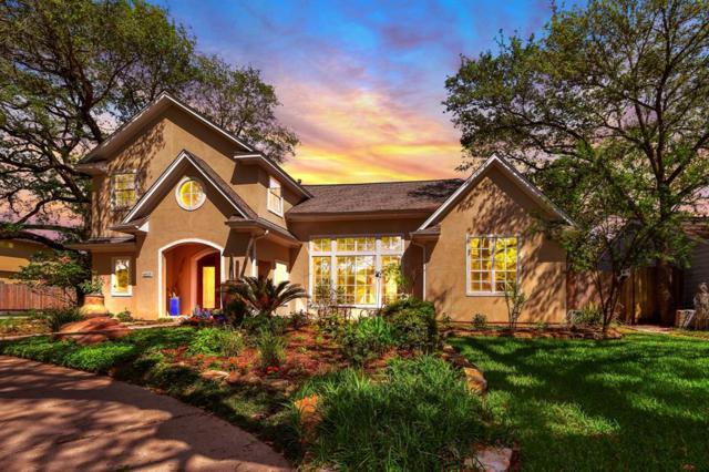 5537 Huisache Street, Bellaire, TX 77401 (MLS #51396151) :: Texas Home Shop Realty